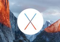 OS X (El Capitan) Logo